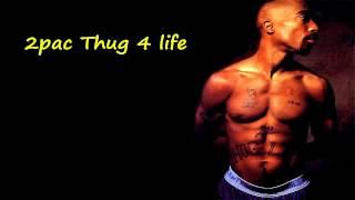 2pac Thug 4 life (mp3) +download