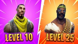 EVOLVING SKINS ANNOUNCED! FREE SKIN UPDATES! - Fortnite: Battle Royale
