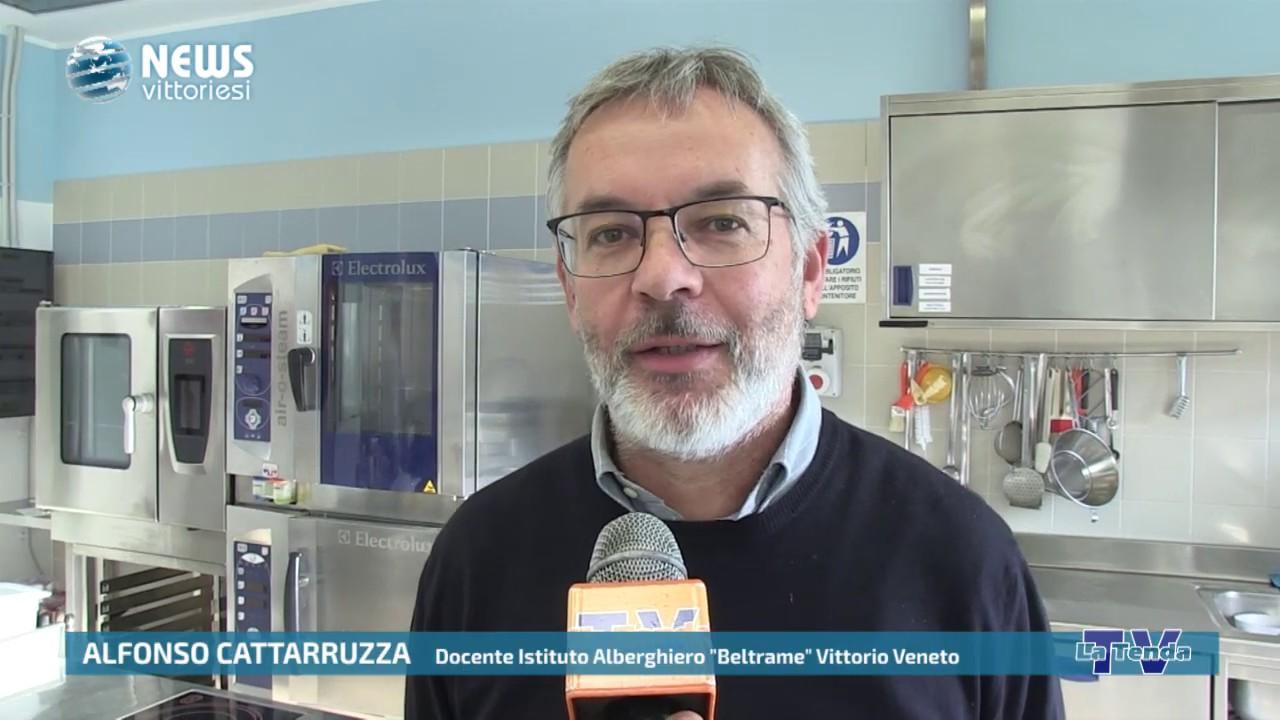"""News vittoriesi - Alberghiero Beltrame: corso per """"Aiuto cuoco"""" aperto a tutti"""