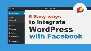 5 Easy Ways To Integrate WordPress With Facebook