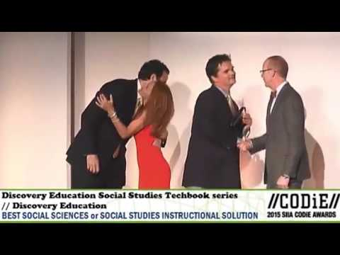 Best Social Sciences or Social Studies Instructional Solution - Discovery Education