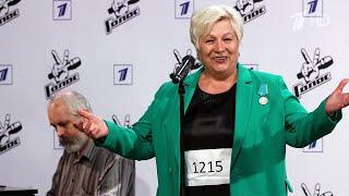 """На Первом канале стартует новый сезон суперпроекта """"Голос 60+""""."""