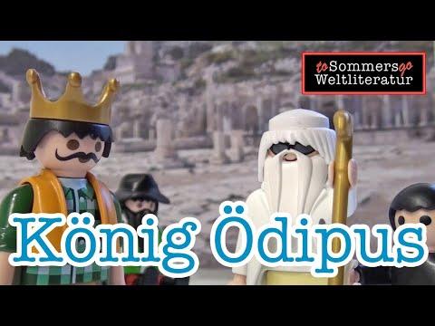 König Ödipus YouTube Hörbuch Trailer auf Deutsch