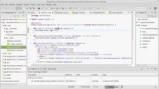 Flash Scope in Play using Scala