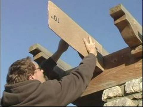 How to Build a Pergola or Trellis  Scroll Pattern For Building Pergola  YouTube