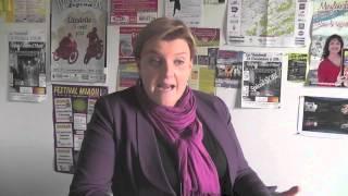 201310 ACTUtv Emilie Dekegel l39;animatrice du quot;Morningquot; de la radio MustFM