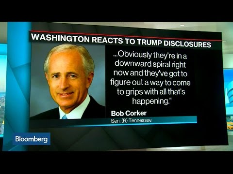 Sen. Corker Claims White House in