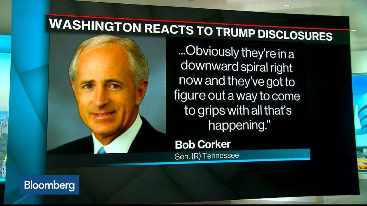 Sen. Bob Corker says he criticized President Donald Trump in hopes of ...