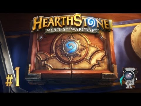 Hearthstone: Heroes of Warcraft #1 - Основы