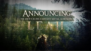 🔴 CROWDFUNDING IS LIVE! New Celtic Fantasy Metal Album by LEAH