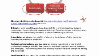 CIMA E2 - 10 Corporate governance, ethics