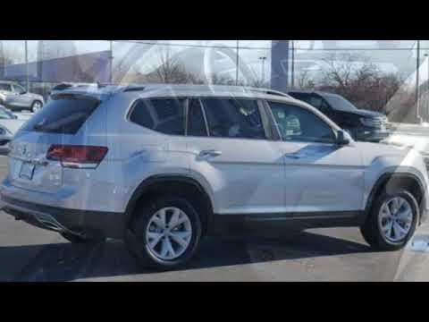 New 2019 Volkswagen Atlas Saint Paul MN Minneapolis, MN #89180