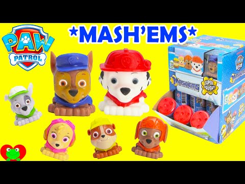 Paw Patrol Mashems Full Case