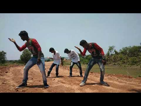 Our First Dance On Youtube 🎸 Nepel Nepel Tege Kudi Pyar Hubayan