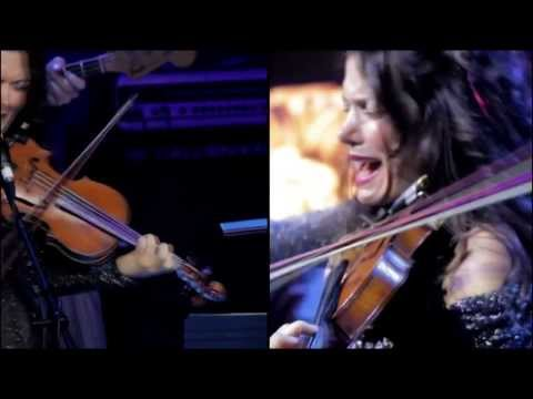 Lili Haydn Performing Maggot Brain - Live 2011