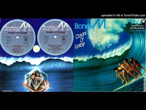 Boney M.: Oceans Of Fantasy (Expanded Album, Long Versions, Vol. 1) [1979]