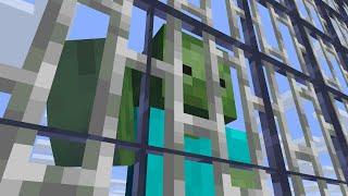 Zombie Life MOVIE (1-5) - Minecraft Animation