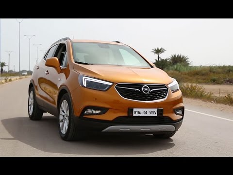essai opel mokka x restyl youtube. Black Bedroom Furniture Sets. Home Design Ideas