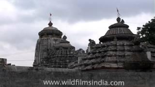 Bhubaneshwar Lingaraja Temple, Orissa
