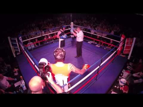 Ultra White Collar Boxing | Doncaster | Josh Proctor VS Dan Coy