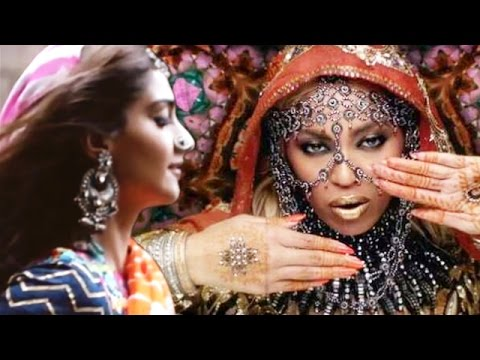Download Sonam Kapoor & Beyonce Stun In Coldplay's Hymm For the Weekend