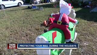 How to protect your mail during the holiday season