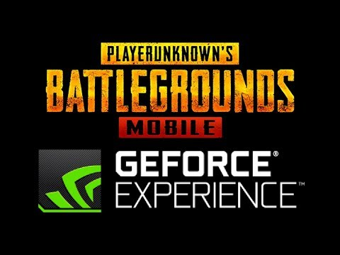 [PUBG MOBILE] 肆MAP全戰 - NVIDIA ShadowPlay [GeForce GTX 1060]
