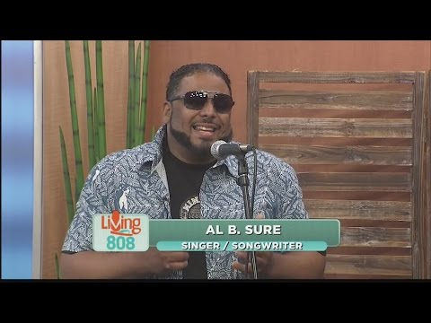 Mother's Day Mega '80s Festival: Al B. Sure performs live