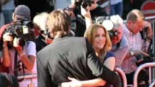 Audio Interview of Gillian Anderson and David Duchovny in 2008 ( Part 2 of 2 )