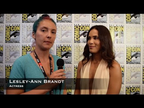 60 Seconds with Lesley Ann Brandt