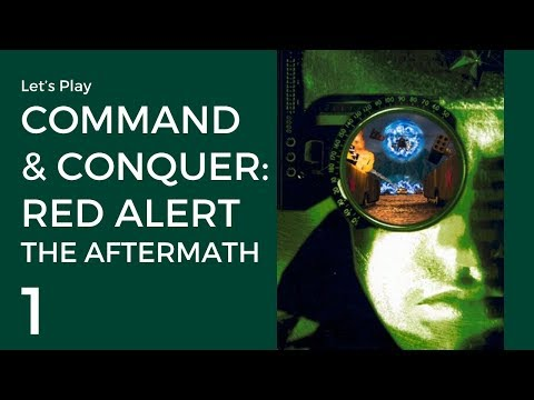 Let's Play Command & Conquer: Red Alert - The Aftermath #1 | Harbor Reclamation