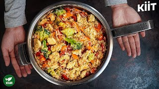 Швидка вечеря в 1 пательні — Курка Теріякі (що приготувати на вечерю) — КІІТ, #30