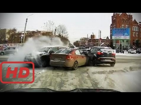Dash Cam Videos ★ Car CRASHES DECEMBER 2016 [TNT Channel]  #ANC - Тривалість: 5:54.