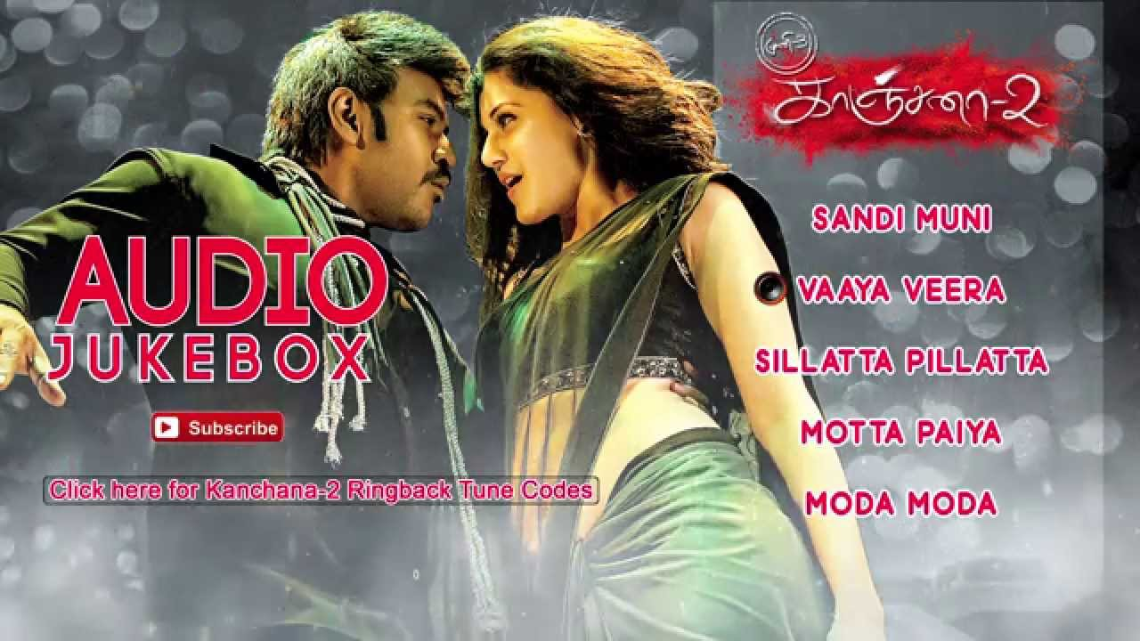 kanchana 2 tamil songs download