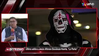 Cobertura especial | La Parka, una leyenda de la Lucha Libre mexicana