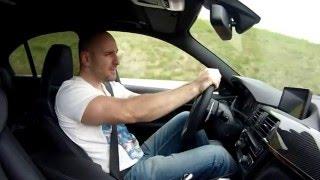 BMW M3 - F 80 Test