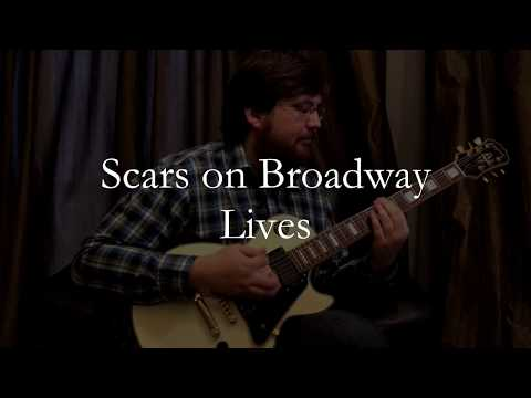 Scars On Broadway - Lives (guitar Cover By Denis Vlasov)
