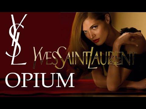 YSL Opium парфюм для женщин
