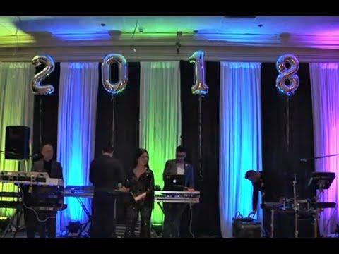 Mar Mikha of Detroit New Year Party 2018