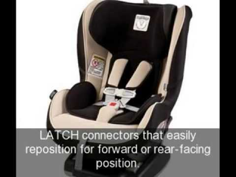 Peg Perego Convertible Premium Infant to Toddler Car Seat - YouTube