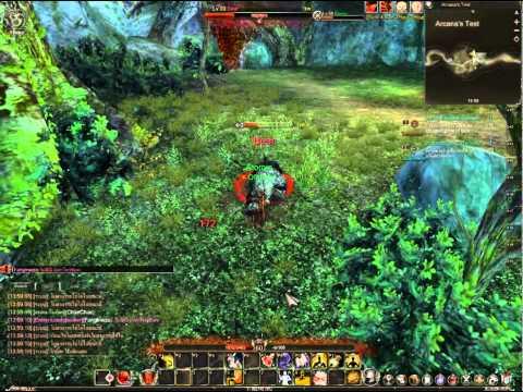 EOS Online Rogue[Assault] Solo Dungeon Infinite 60