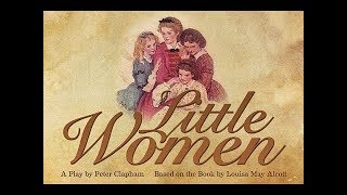 Little Women By Louisa May Alcott | Audiobook With Subtitles | Part 1