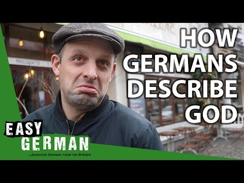 What does God look like? | Easy German 280