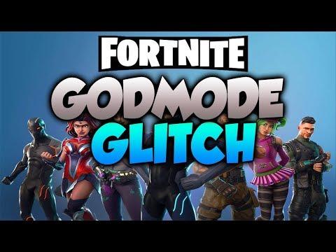 Fortnite Battle Royale FULL GODMODE Glitch...
