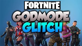 Fortnite Battle Royale FULL GODMODE Glitch Never Die, Teleport, FLY INTO SPACE *INSANE* PS4 XB1 PC