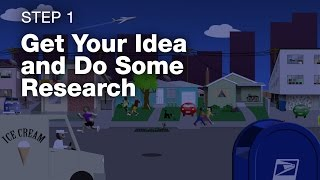 DIY Space: How to Do a Science Fair Project - Step 1
