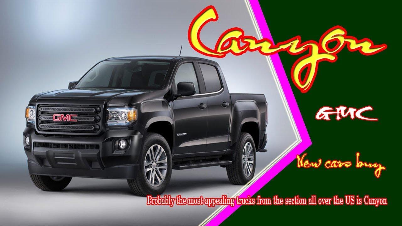 2019 Gmc Canyon 2019 Gmc Canyon Diesel 2019 Gmc Canyon Denali