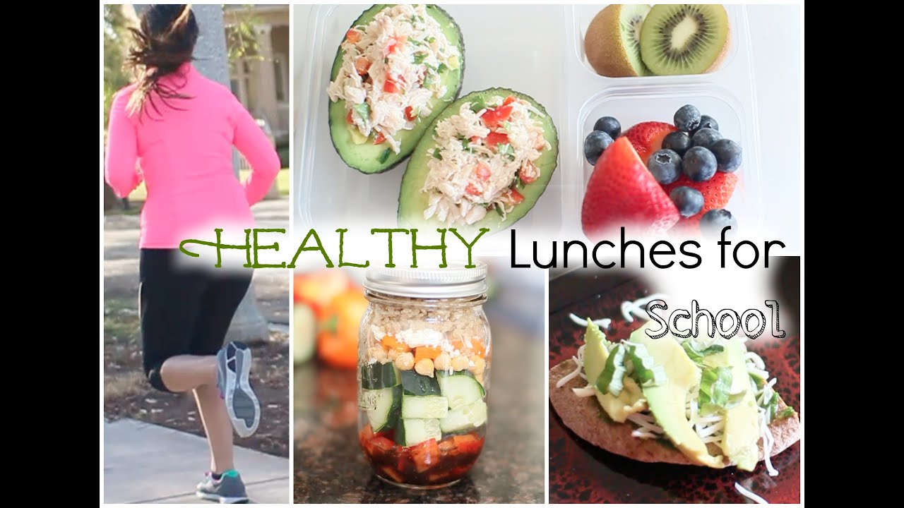 Healthy affordable lunch ideas for school or work youtube forumfinder Choice Image