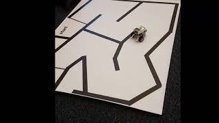 Maze Challenge in Fast Motion