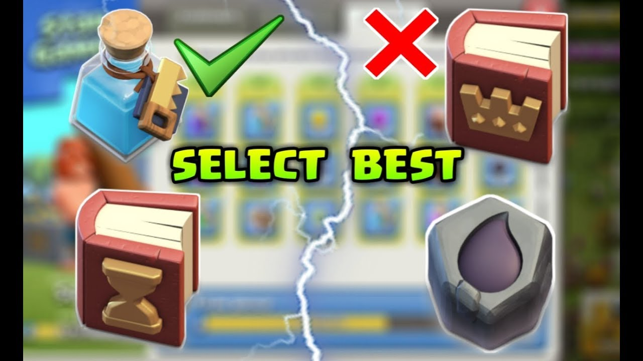 How To Select Best Clan Games Rewards !? Townhall 12 Clan Games !